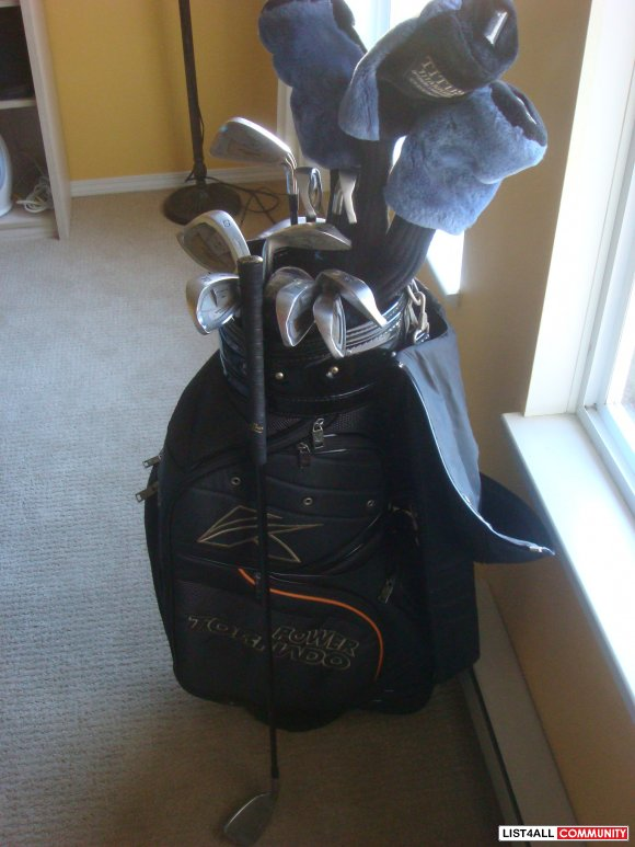 KASCO (JAPAN) GOLF BAG