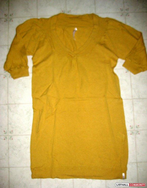 Mustard color shirt findlovely list4all for Mustard stain on white shirt