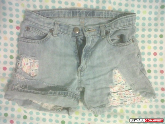 OLD NAVY shorts size 0 / 24