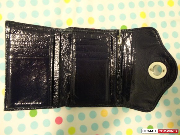 MARC BY MARC JACOBS turnlock wallet