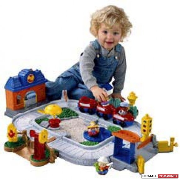 Fisher Price - Little People - Fun Sounds Train