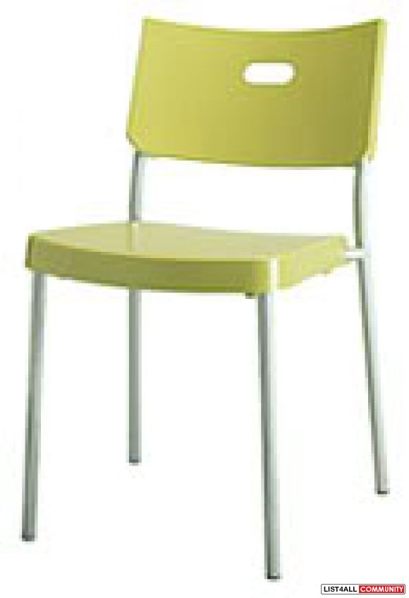 Ikea Plastic Chairs Model