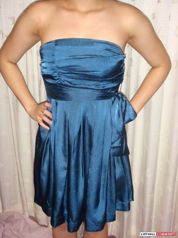 *SALE* $5.00 The little blue dress