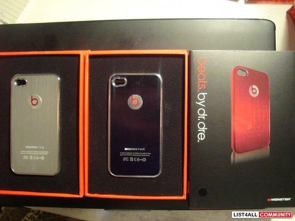 697536d9fd9 Dr. Dre Beats Chrome iPhone case (iPhone 4/4S) :: kindabigdeal ...