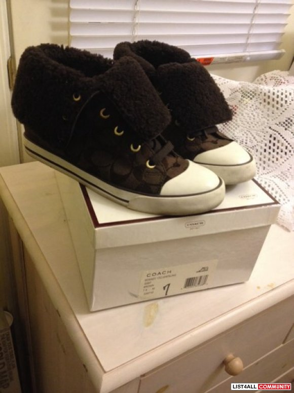 Auth coach sneakers