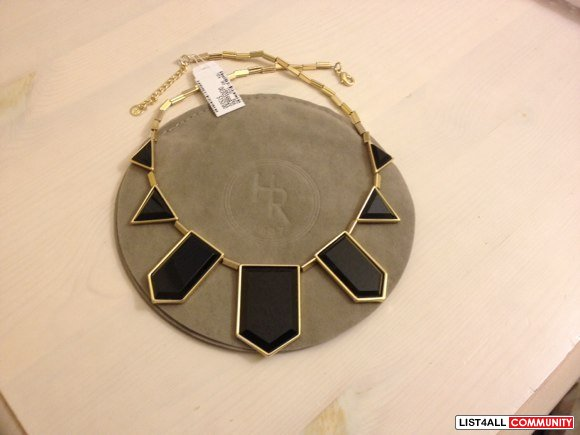 Auth House Of Harlow necklace