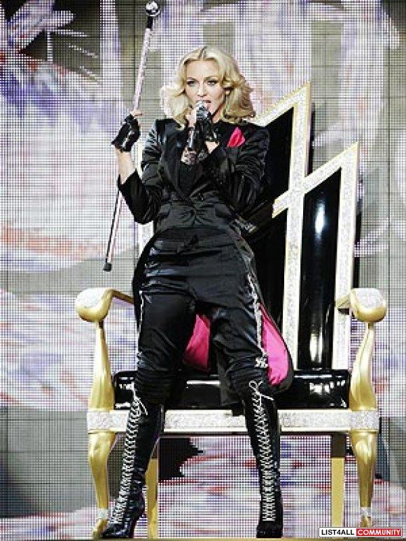 Madonna dolce gabbana ad