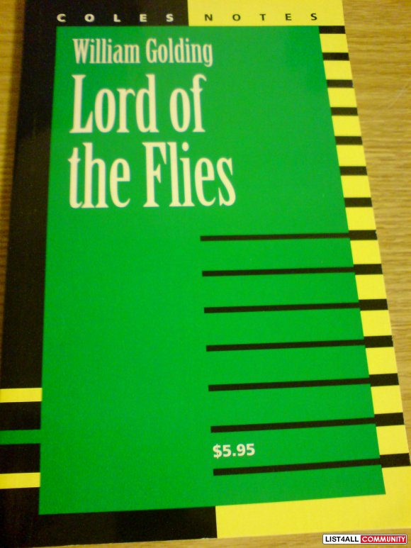 lord of the flies pdf study guide