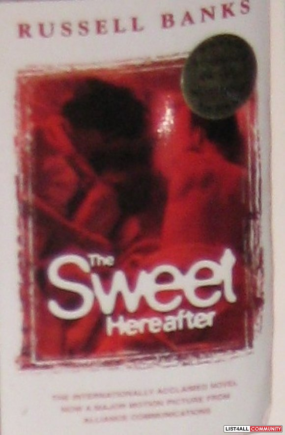 The Sweet Hereafter, by Russell Banks