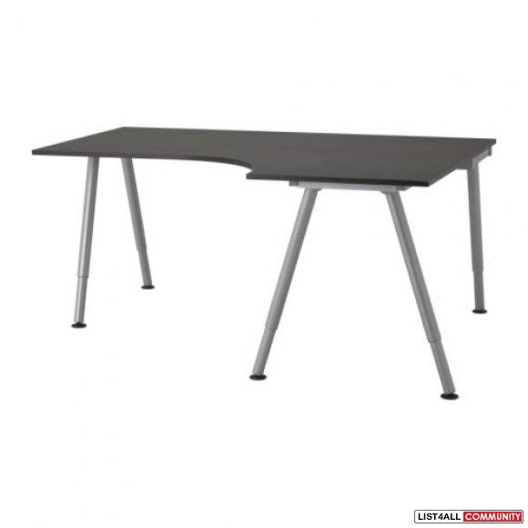 Ikea Galant Corner Desk Right