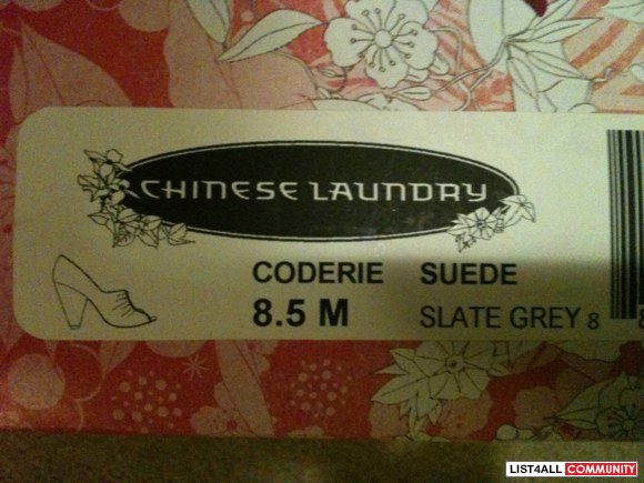 Chinese laundry heels