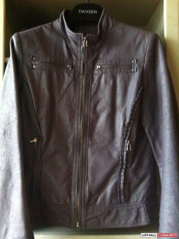 Danier Leather Jacket Christine List4all