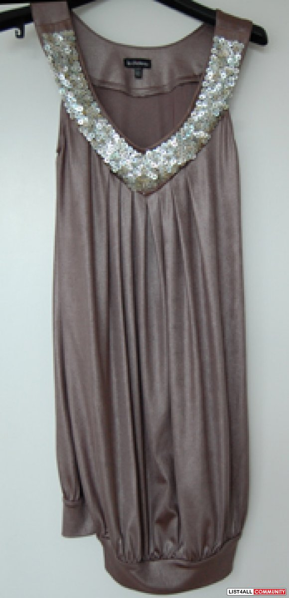 Sparkly Le Chateau Club/Evening/Night Dress / Top - XS/S/M