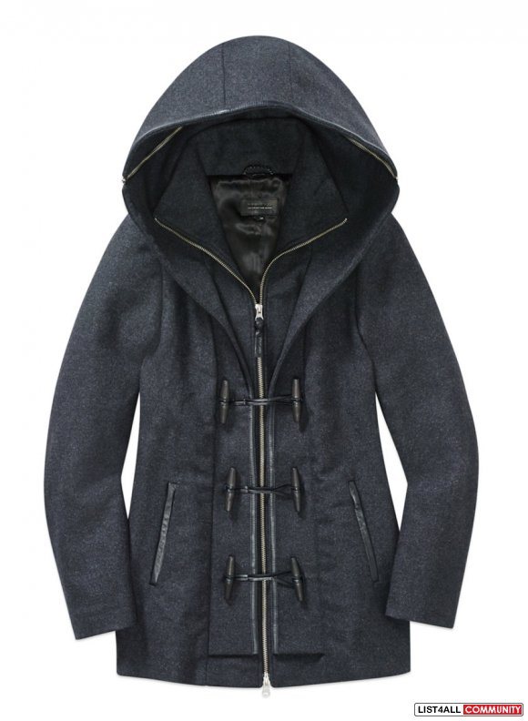 Brand New Mackage Steffy Coat