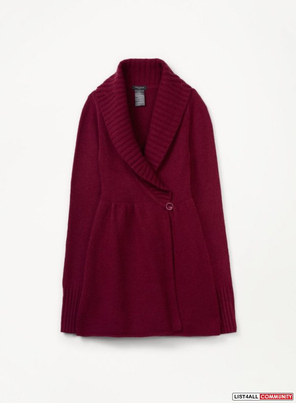 Talula Mulberry Sweater