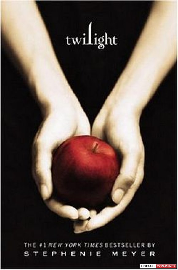 Twilight paperbacks