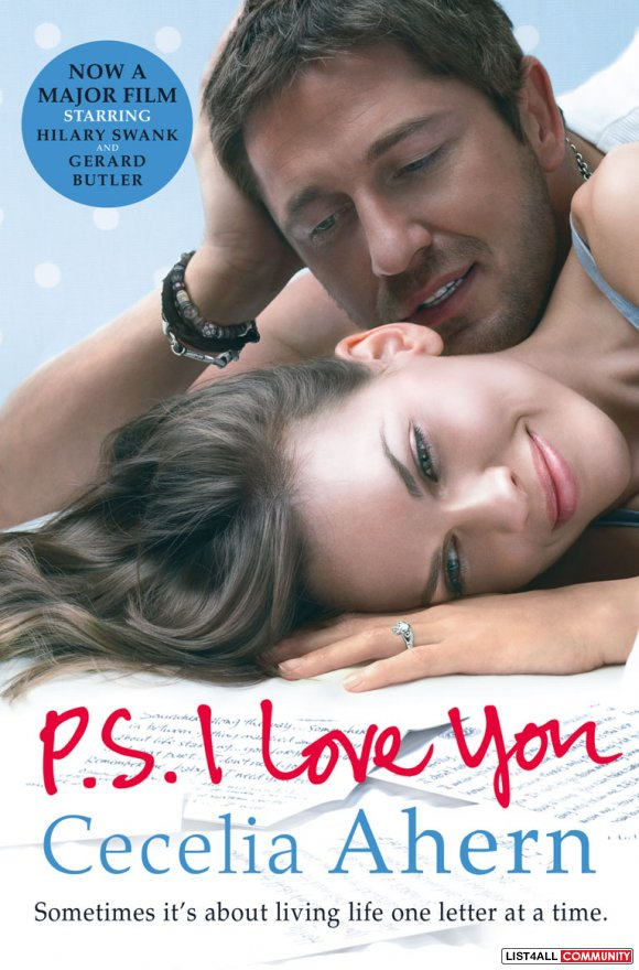 P.S. I Love You paperback
