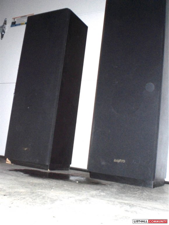 Sanyo Speakers