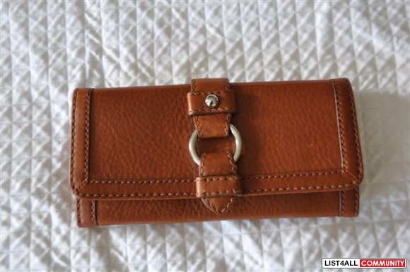 Banana Republic Bedford Collection Wallet
