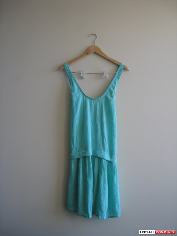 WILFRED Crinkle Ray Mini Dress/Long Top (REDUCED!!)