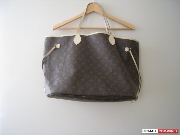 Louis Vuitton Monogram Neverfull GM (Replica)