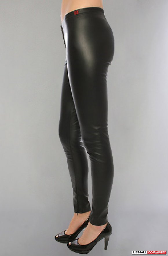 TRIPP NYC Faux Leather Legging