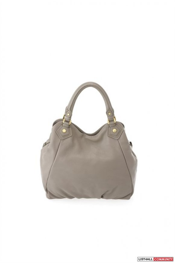 Authentic MARC by MARC JACOBS Classic Q Francesca Satchel