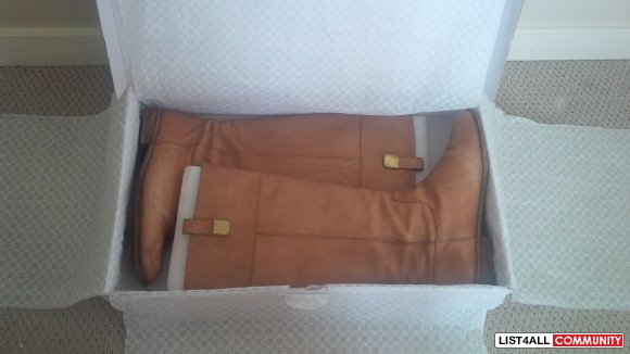 BANANA REPUBLIC Leather Boots (REDUCED!!)