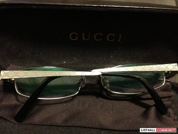 Authentic Gucci Eyeglass Frame