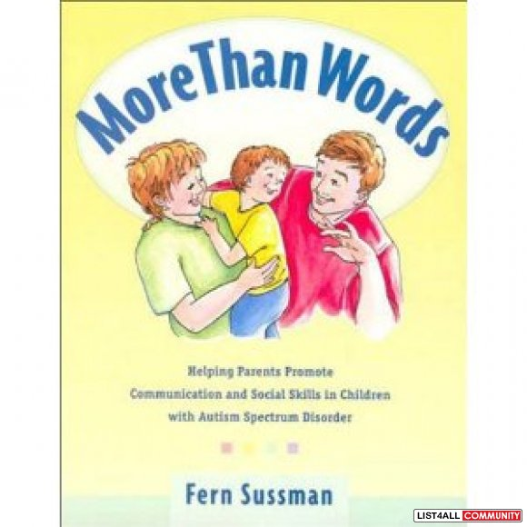 MoreThan Words - New