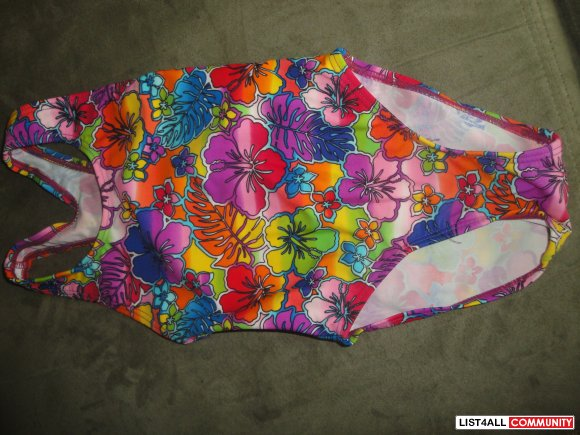 Girls Swim Suit sz 4
