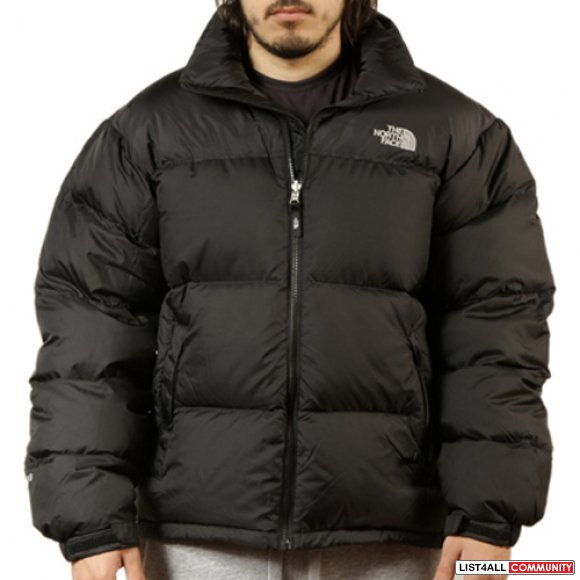 776c5aaf3 Mens jacket: L North Face Nuptse 700 Bomber Black :: dhsu92 :: List4All
