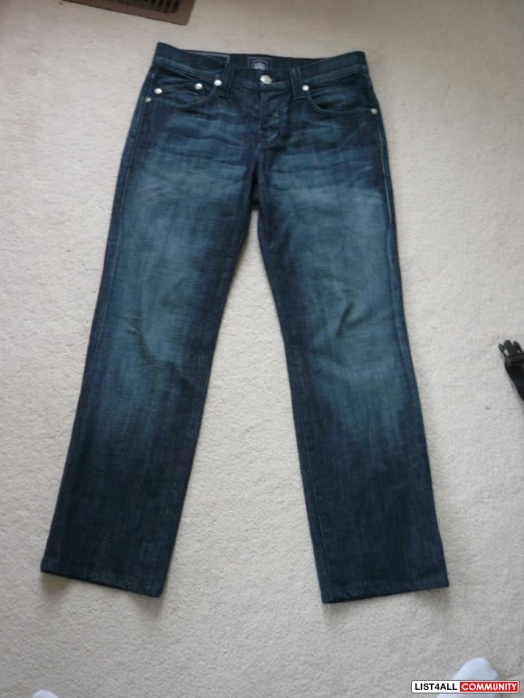 Mens Jeans: W34 L31 Rock Republic Ralph in Redemption