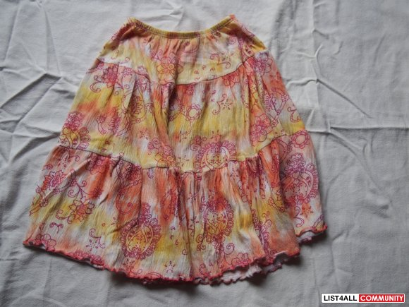 Girl skirts size 5