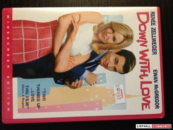 DVD: Down With Love