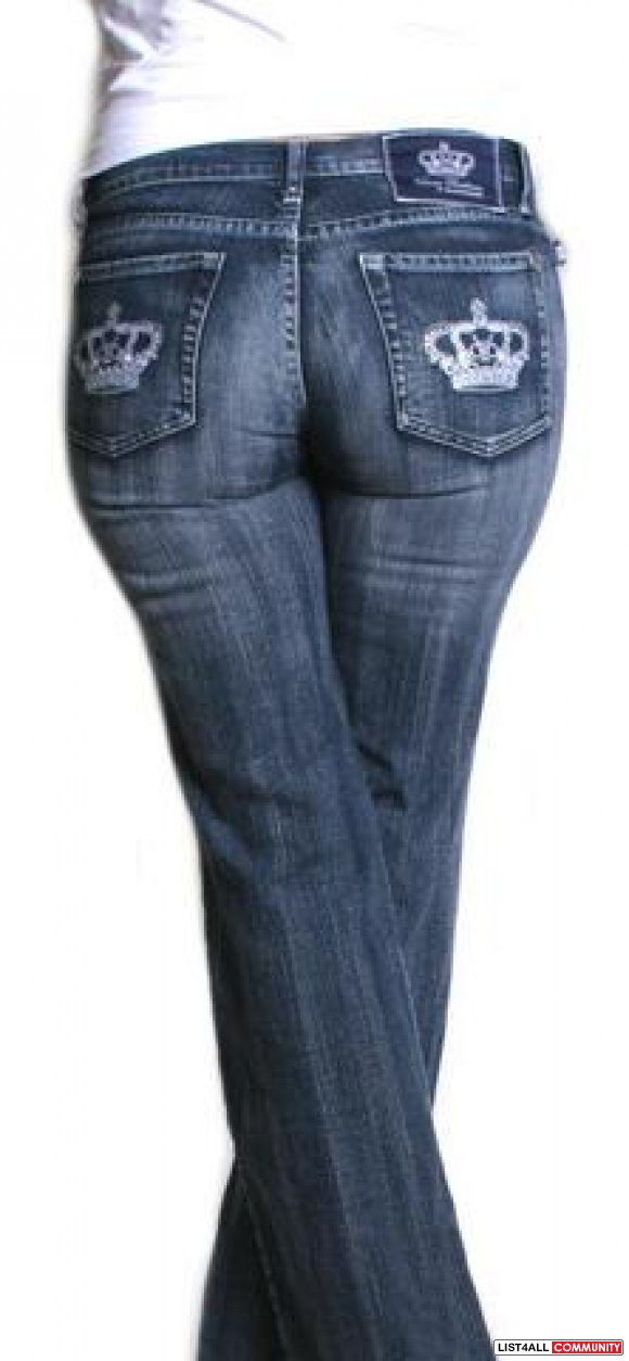 SOLD Victoria Beckham Rock & Republic Jeans size 24-price reduced!!