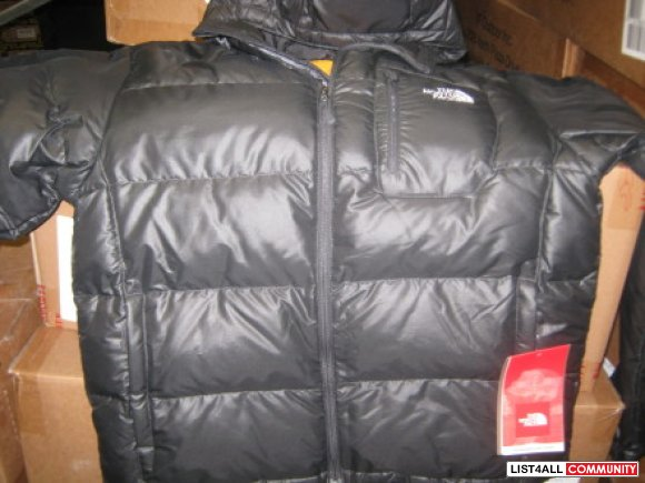 XL: north face tahoe jacket brand new
