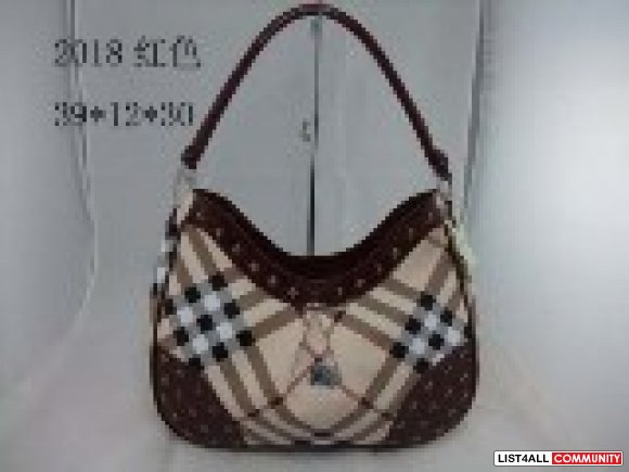 large size burberry purse replica