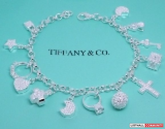 beautiful tiffany necklace-relica picture is of a bracelt necklace is