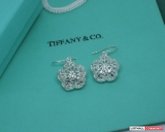tiffany beautiful studs earrings great to give loved one as xmas gift