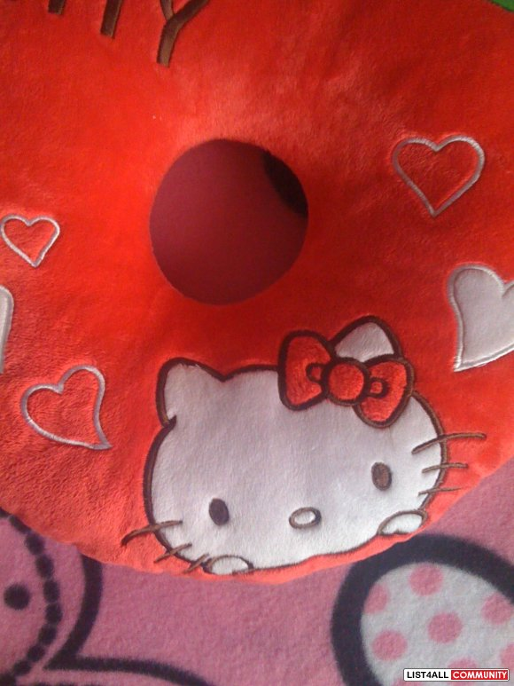 New With Tags Hello Kitty Pillow