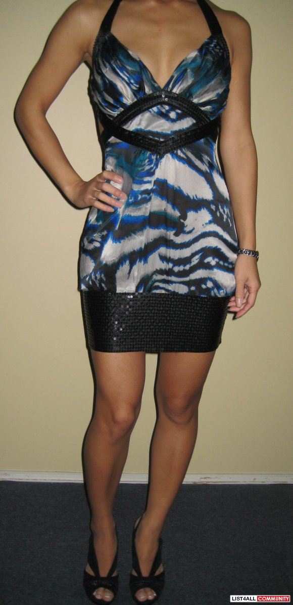 Bebe Dress Sz XS - Worn Once