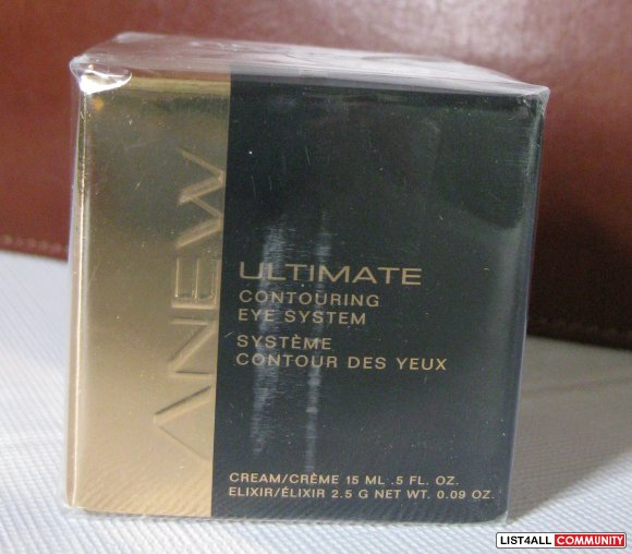 Avon ANEW ULTIMATE Contouring Elixir and Cream