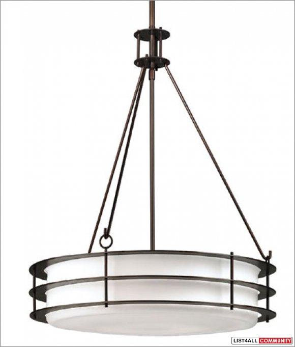 forecast large pendant light art deco style new lighting