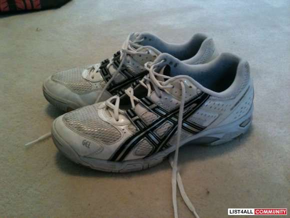 Asics Indoor Court Shoes Size:10.5