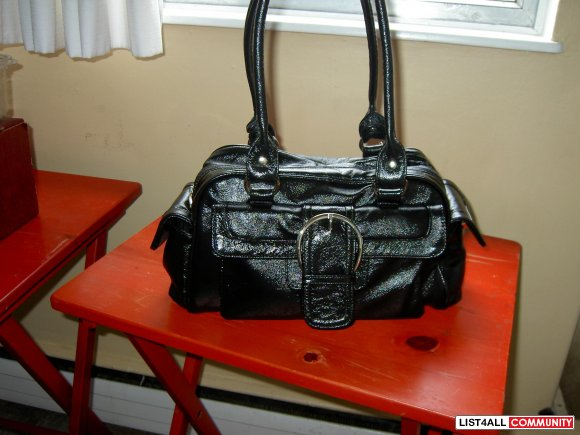Brand New all Patent Rich Leather Handbag $75.00 Or Make Me an Offer