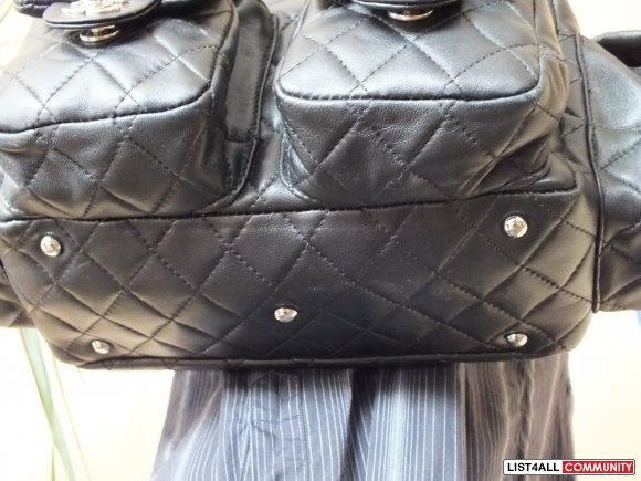 Chanel Cambon Reporter Leather Bag