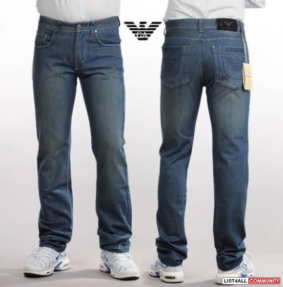 Where to Buy Emporio Armani mens jeans and shirts online ?