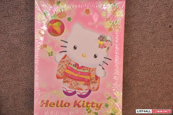 Kimono Hello Kitty Photo Album