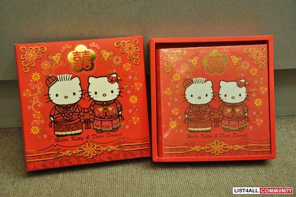 Hello Kitty Wedding Gift: Wedding Hello Kitty & Dear Daniel Photo Album (Chinese